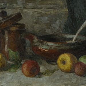 Still -life with Ladle