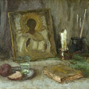 Still -life with Сasing