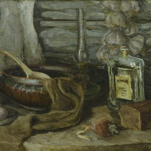 Still -life Ladle